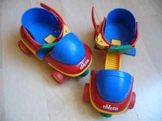 patines ajustables iniciación niños