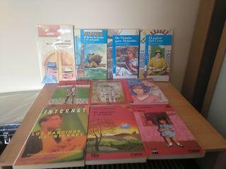 10 libros para 12 años