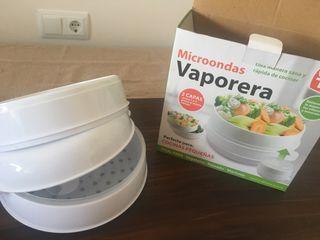 Kit para microondas y cocinas pequeñas
