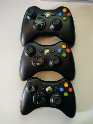 Mandos Inalámbricos Xbox 360