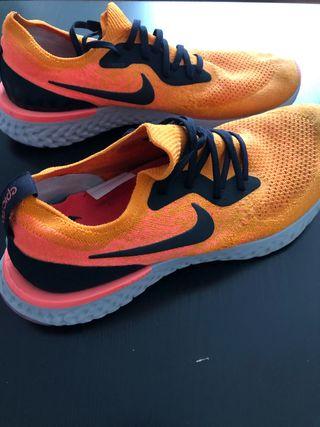 Zapatillas Nike Epic React Flyknit