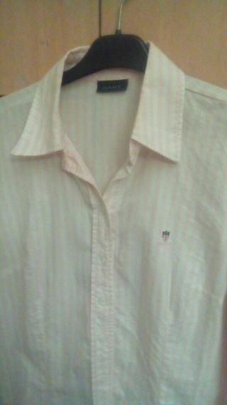 Camisa de la marca Gant mujer talla S de rayas