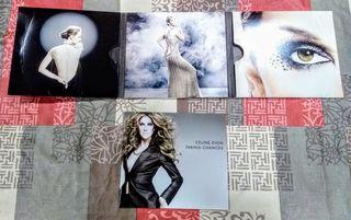 Celine Dion Taking Chances Edición Deluxe CD / DVD