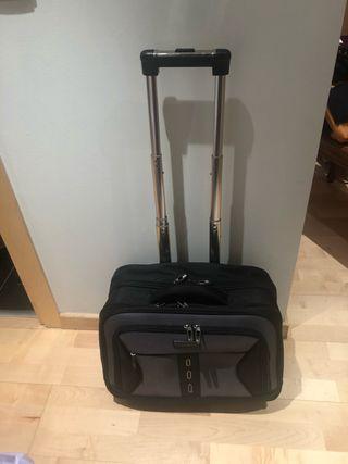 Trolley maletin y maleta resistente