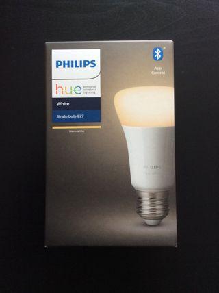 Bombilla inteligente Philips Hue NUEVA