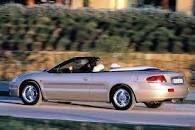 Chrysler status descapotable automatico