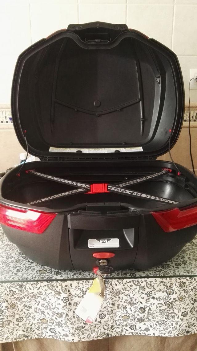Soporte para maleta y baul trasero para Ducati mul