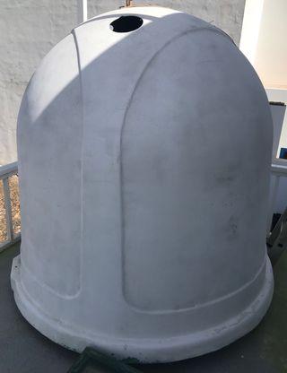 Cúpula para telescopio