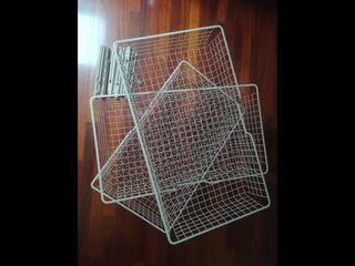3 cestas para armario ikea grandes