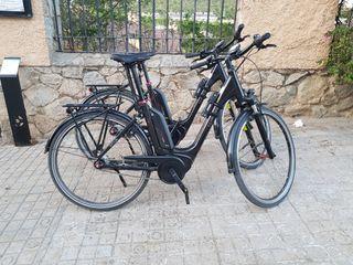 Alquiler de bicicletas eléctricas de paseo
