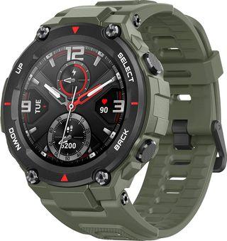 Amazfit T-Rex Reloj Smartwatch Verde Militar