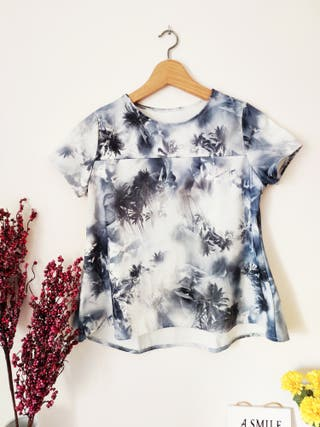 Camiseta hawaiana ASOS talla S M