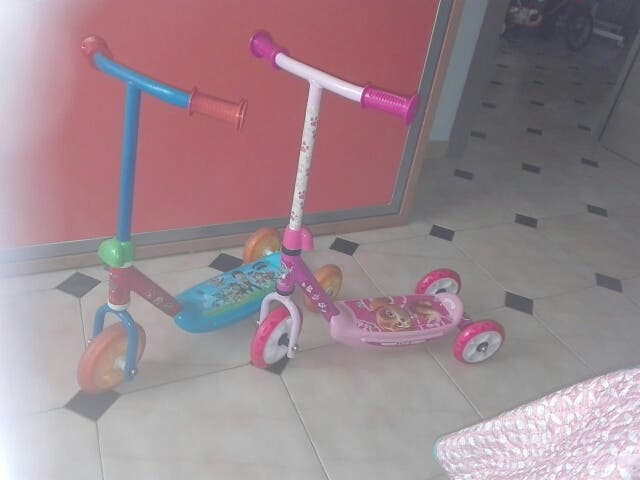 patinete infantil