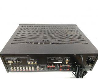 Amplificador de Sonido con Sintonizador de Radio I