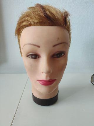 cabezas de peluquería
