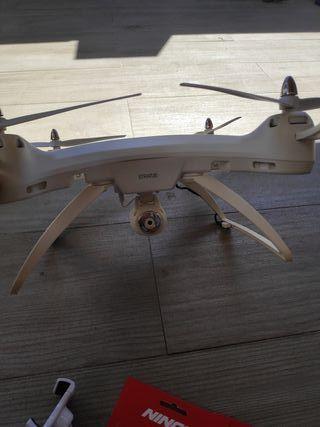 drone camara y gps