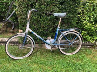 Bicicleta paseo Mobilete