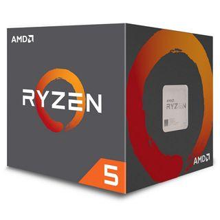PROCESADOR AMD AM4 RYZEN 5 2600