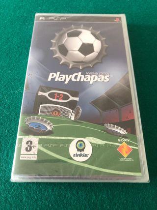 Playchapas. PSP