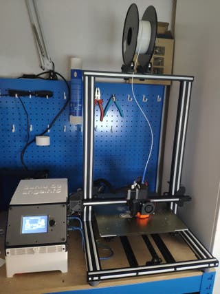Impresora 3D Sunlu S8. Gran calidad de detalle