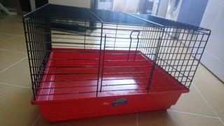 Jaula roedor/conejo