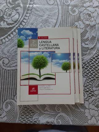 Lengua castellana y literatura 2 ESO 9788490787458