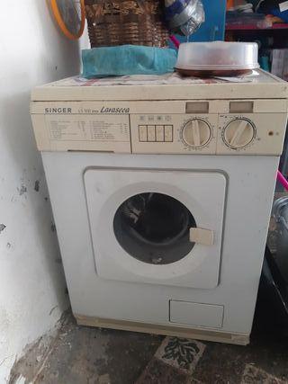 Lavadora/secadora singer ls550