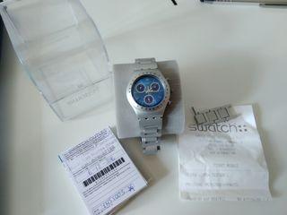 Reloj Swatch Hypnotic (colección Irony)