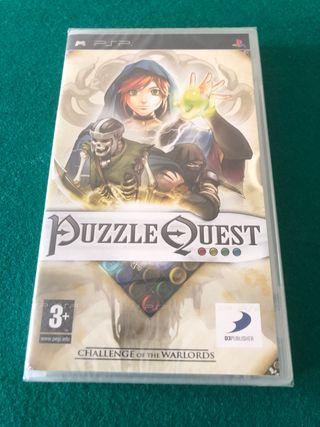 Puzzle Quest. PSP