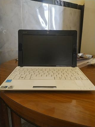 portátil asus blanco windows 7
