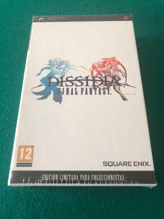 Dissidia Final Fantasy. E. E. PSP