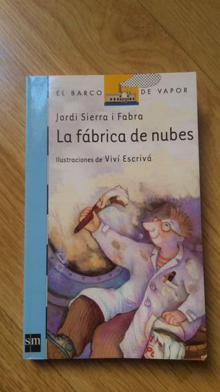 Libro La fábrica de nubes