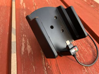 Brodit active holder with cig-plug for Apple iPhon