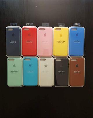Funda Original iPhone 8 Plus/7 Plus de silicona