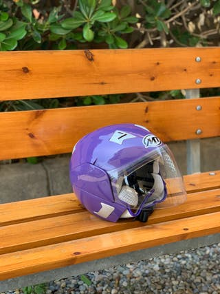 Casco jet mt city eleven xs