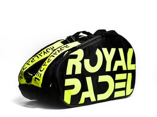 PALETERO ROYAL PADEL AMARILLO