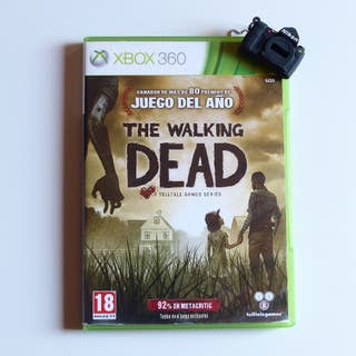 The Walking Dead Juego del Año XBOX 360