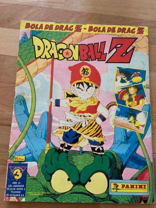 Álbum dragón ball Z,completo