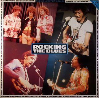 Various Rocking The Blues CD