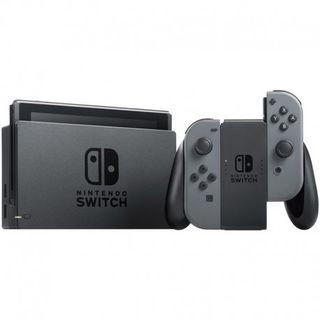 Nintendo Switch con 5 juegos