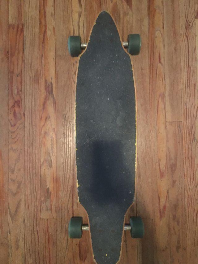 Patinete (skate) longboard Gordini R8