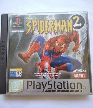 Spiderman 2 PSX