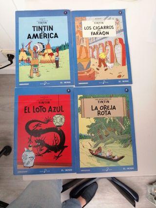 Colección DVD Tintin