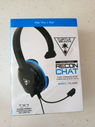 Cascos Turtle Beach Recon Chat