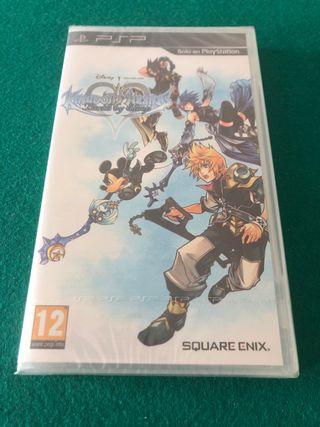 Kingdom Hearts Birth by Sleep. PSP