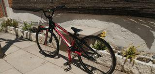 Bicicleta BMX Race Se ripper junior