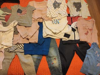 kit ropa deportiva niña 2-3 años
