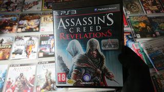 Juego Assassins Creed Revelations Ps3