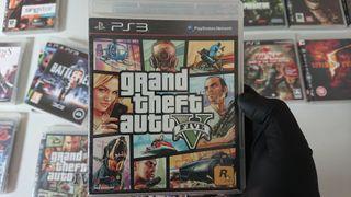 Juego Grand Theft Auto V de Ps3