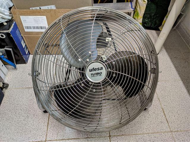ventilador industrial Ufesa 140w